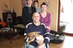 slečna žlutá - AIALII Taranaki s rodinou