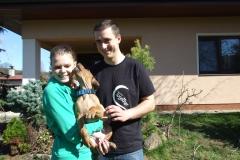 pan tmavomodrý - AATA Taranaki s rodinou