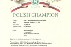 Polský šampion